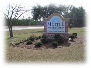 Morrell sign